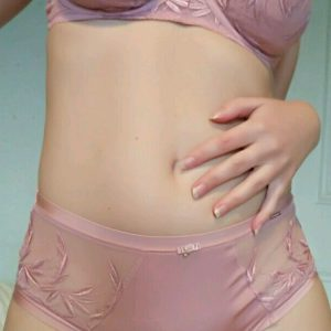 pink sexy and juicy knickers